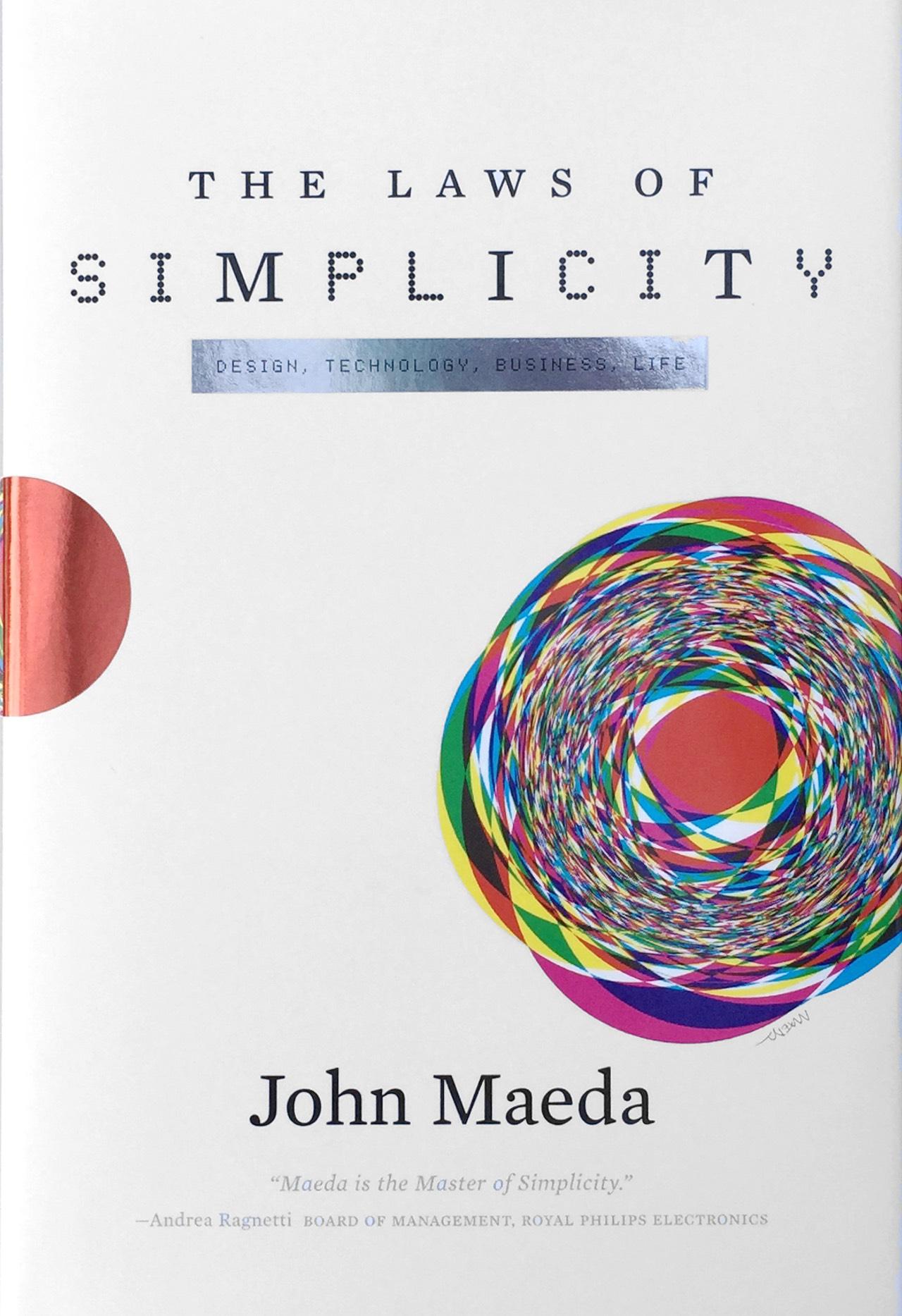 The Laws Of Simplicity John Maeda